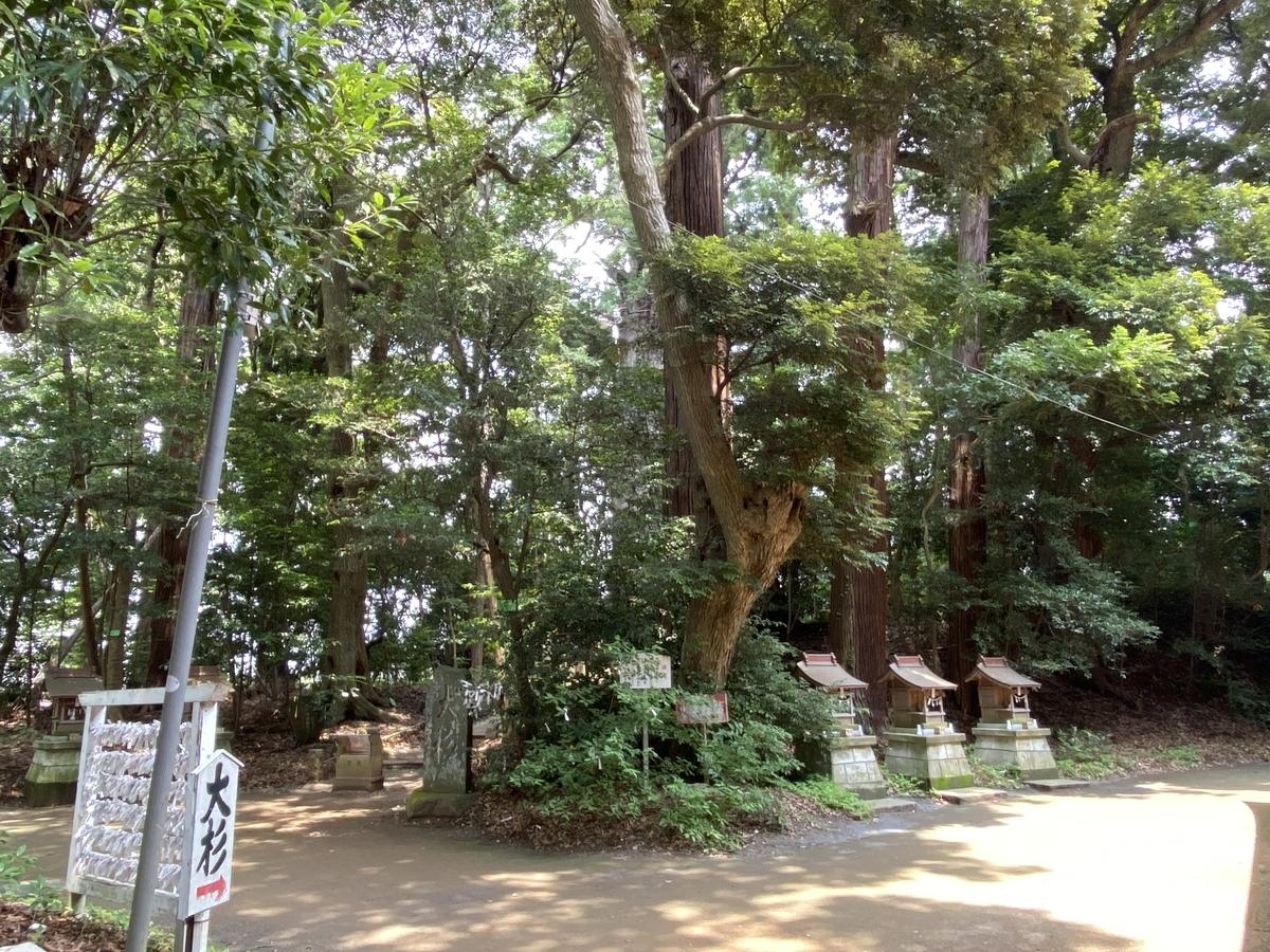 麻賀多神社 / 7社