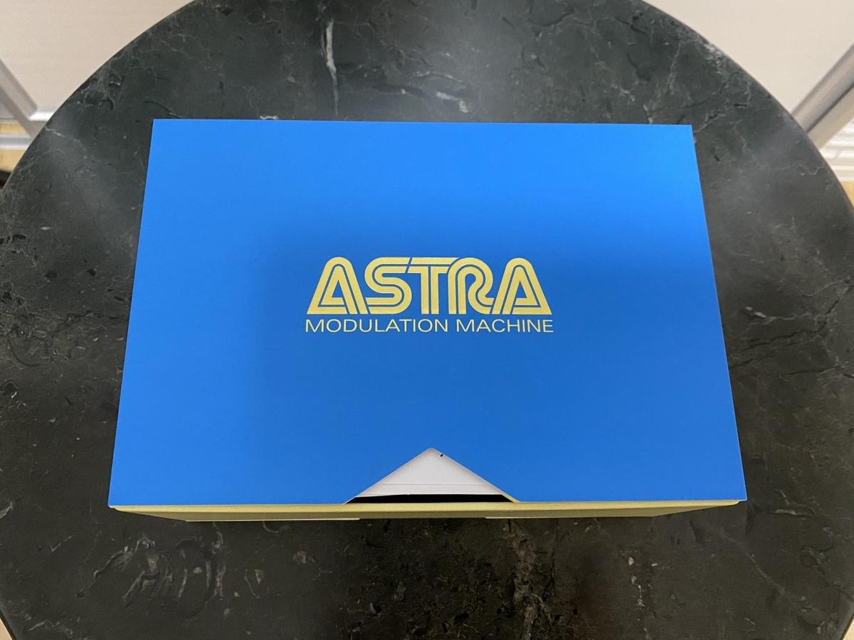 Universal Aidio UAFX Astra Modulation Machine