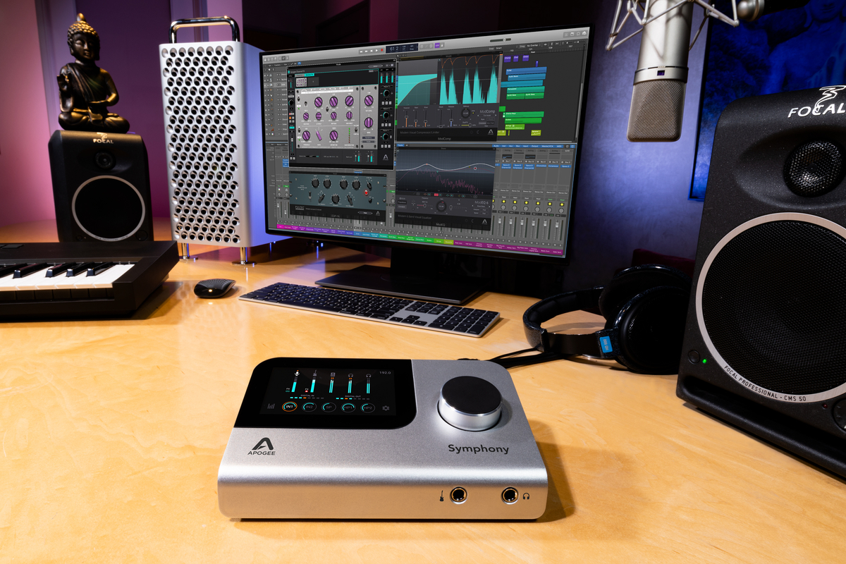 Apogee Symphony Desktop / Media Integration, inc HP
