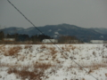 家から見た 国道4号線 白石~柴田 30km渋滞