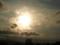 山元の夕日
