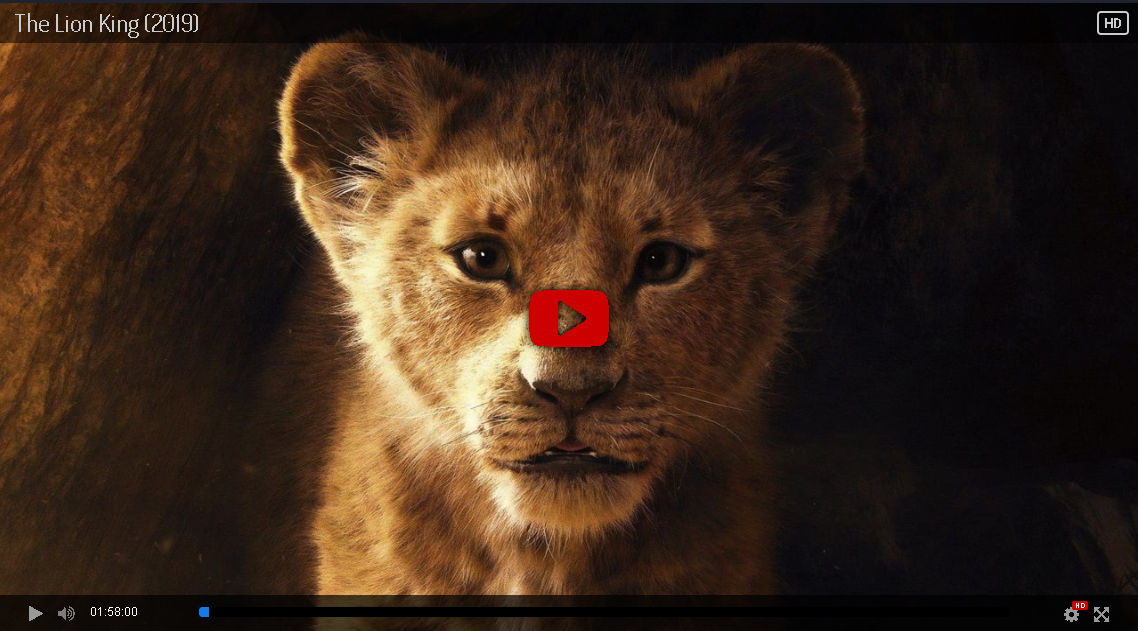 642e40a69 The Lion King FiLm cOmpLeT 2019