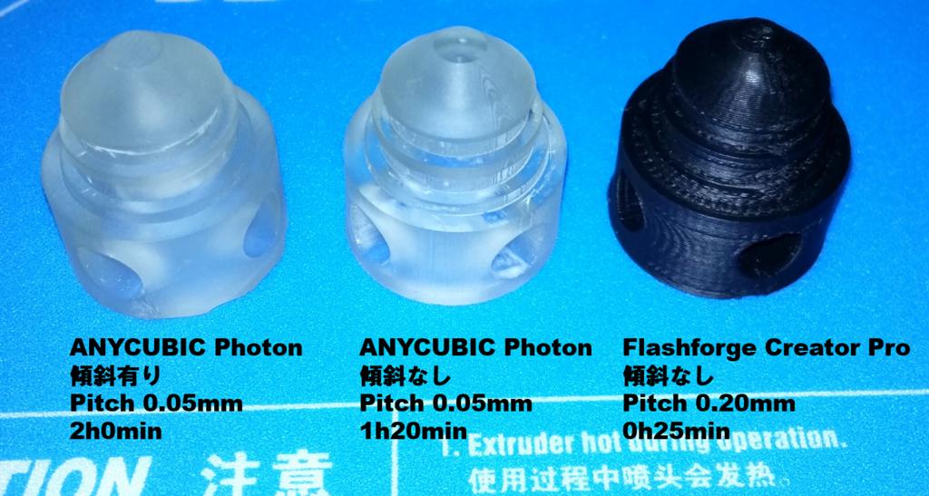 anycubic photon ファームウェア アップデート