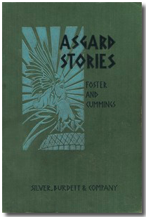 Asgard Storiesの表紙