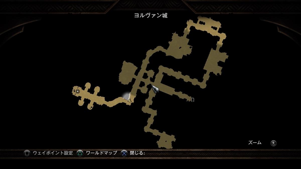 ダンジョン地図