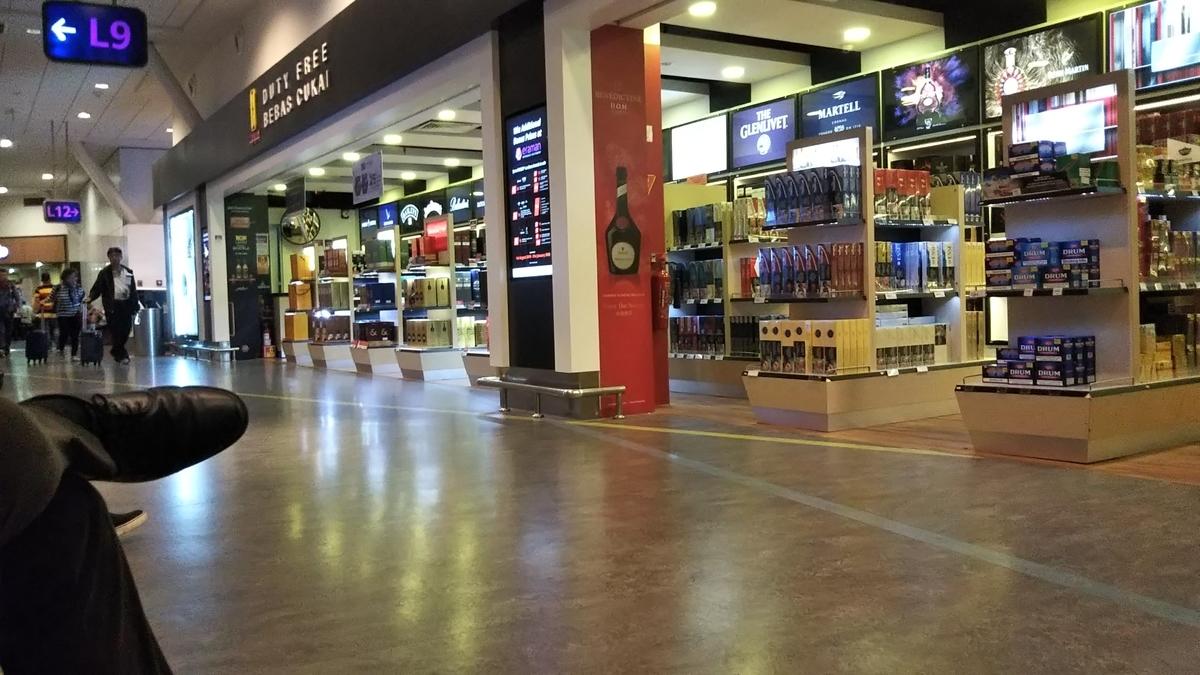 KLIA2 空港 免税店