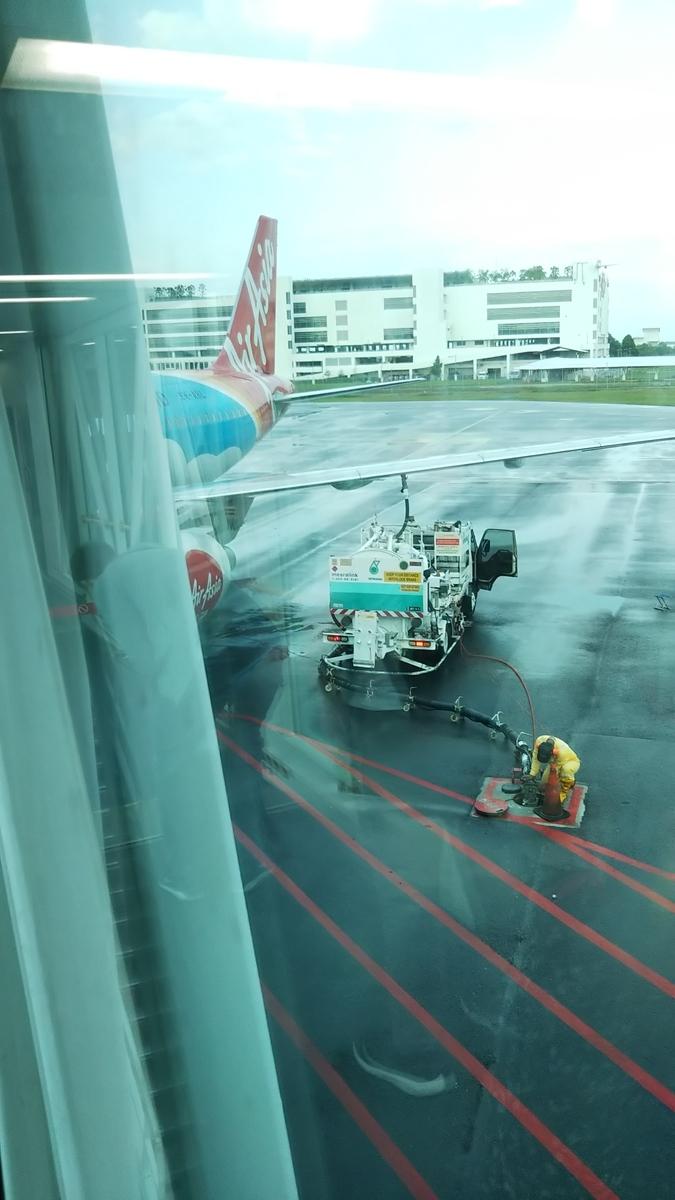 KLIA2 空港 エアアジア