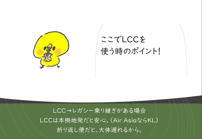 エアアジア LCC ポイント