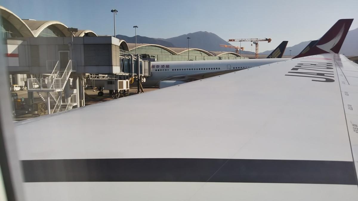 香港 JAL JL26