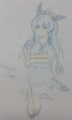 竹島グレイシア+ふぶき姫 (Color)