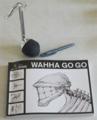 「WAHHA GO GO」本を買いました。