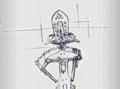 歌うロボット。性別:女性