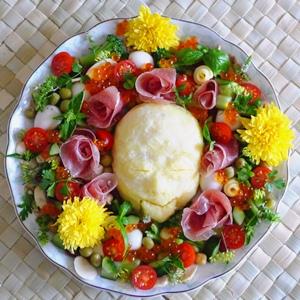 サバオでサラダ1
