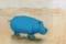 社長の夢:青いカバ