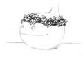 オタマトーンに花冠