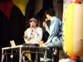 KIMURAさんと社長のトーク