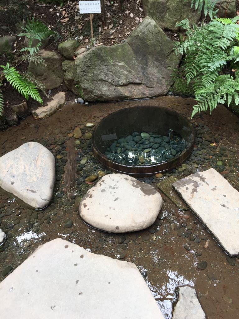 加藤清正の井戸