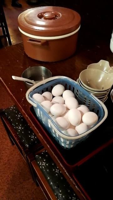 包丁や 田町駅前 卵とご飯はお替り自由