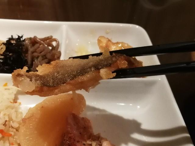 畑の厨 膳丸 新宿店のランチブッフ