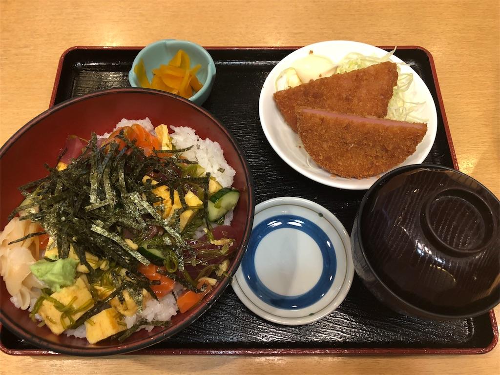 「湯浅」のランチ定食