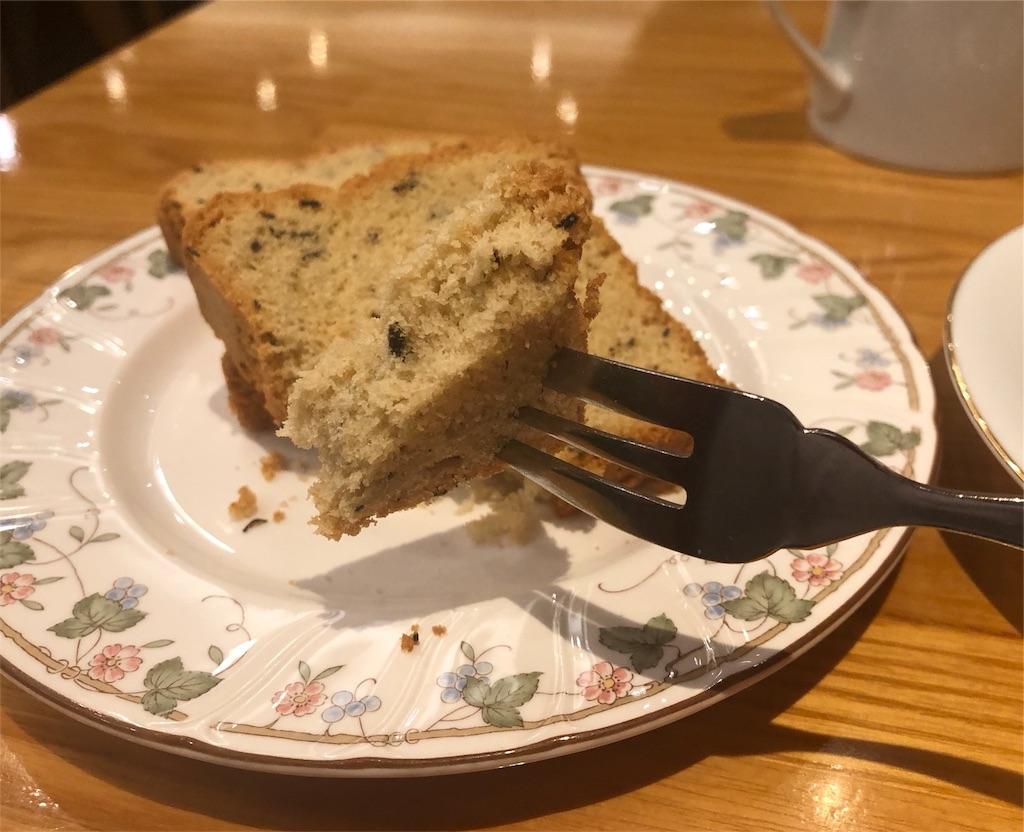 「TAKAO」のティーケーキ