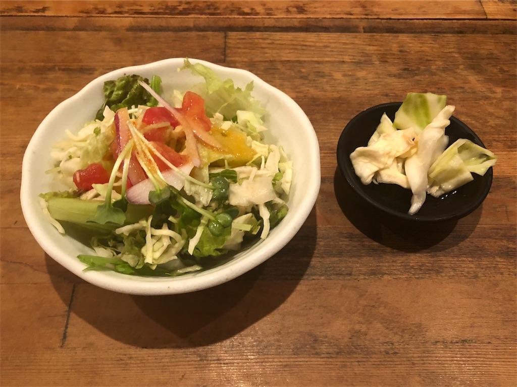 「鉄火 本店」のレア焼きビビンバ丼