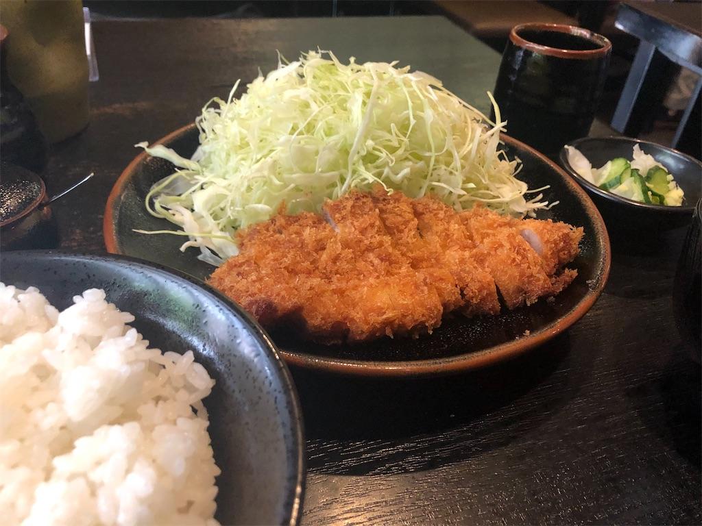 新宿 とん竹 とんかつ