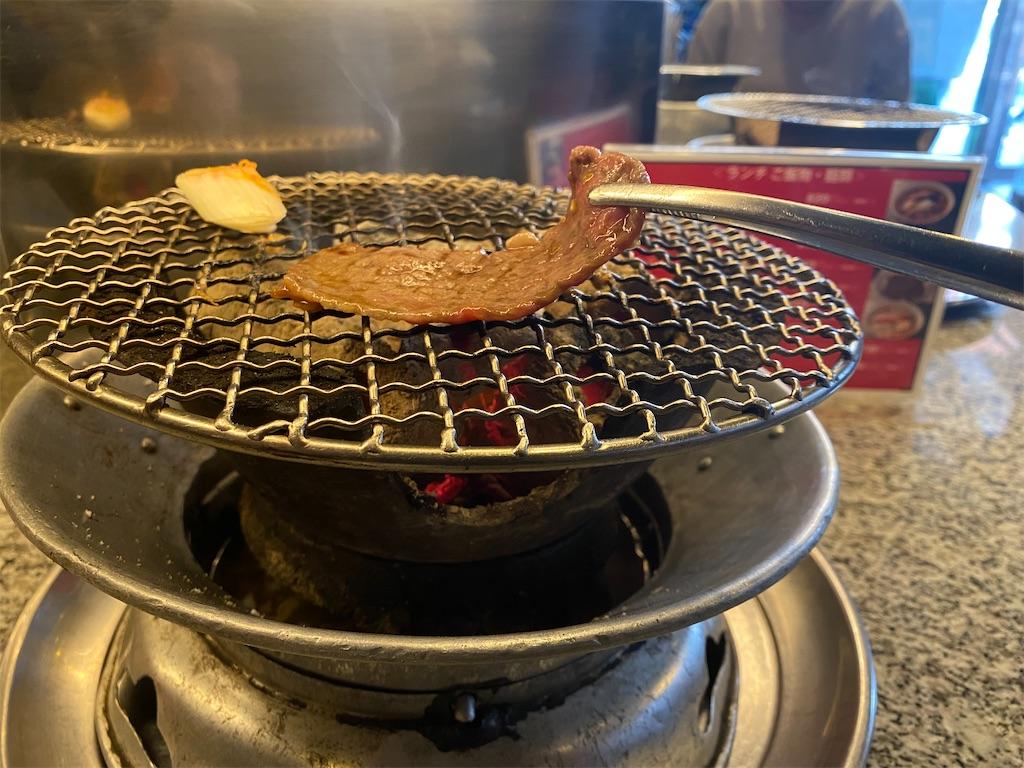 新宿 長春館 焼肉弁当