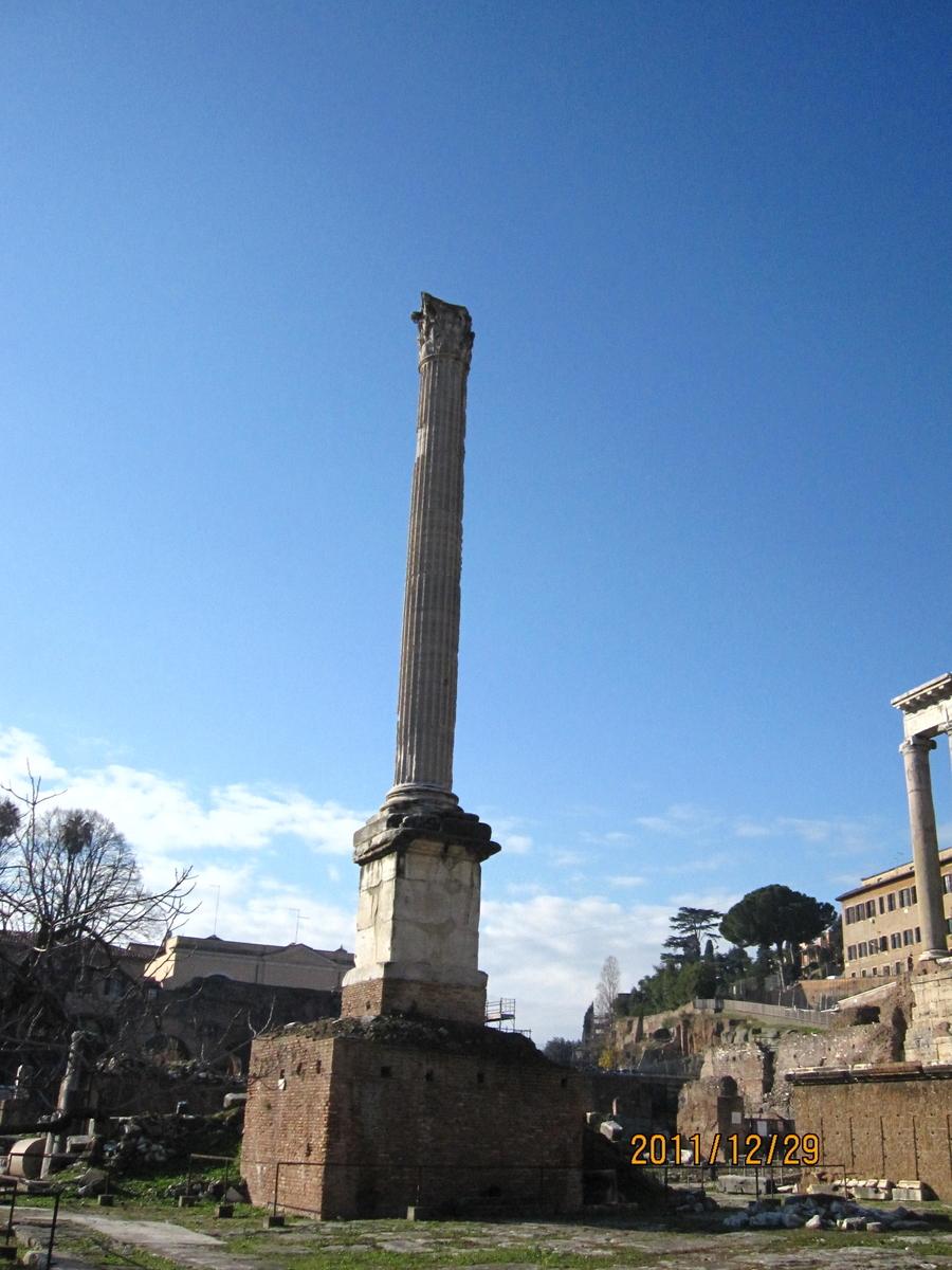 フォカスの記念柱