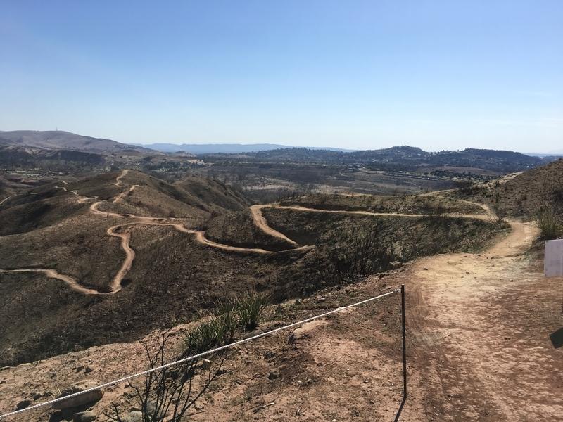 カリフォルニア マウンテンバイク 自然 アウトドア