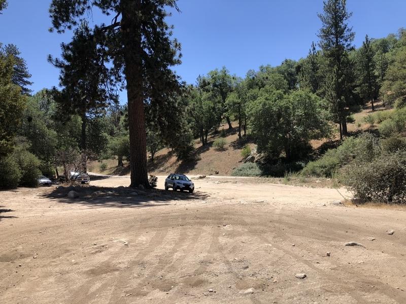 カリフォルニア アウトドア オフロード バイク