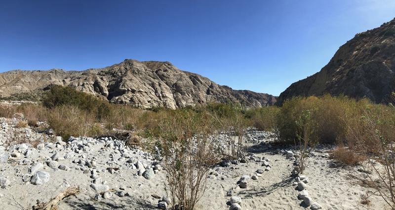 カリフォルニア 砂漠 自然 アウトドア
