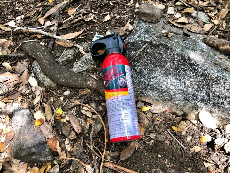 クマよけスプレー Bear Spray アウトドア