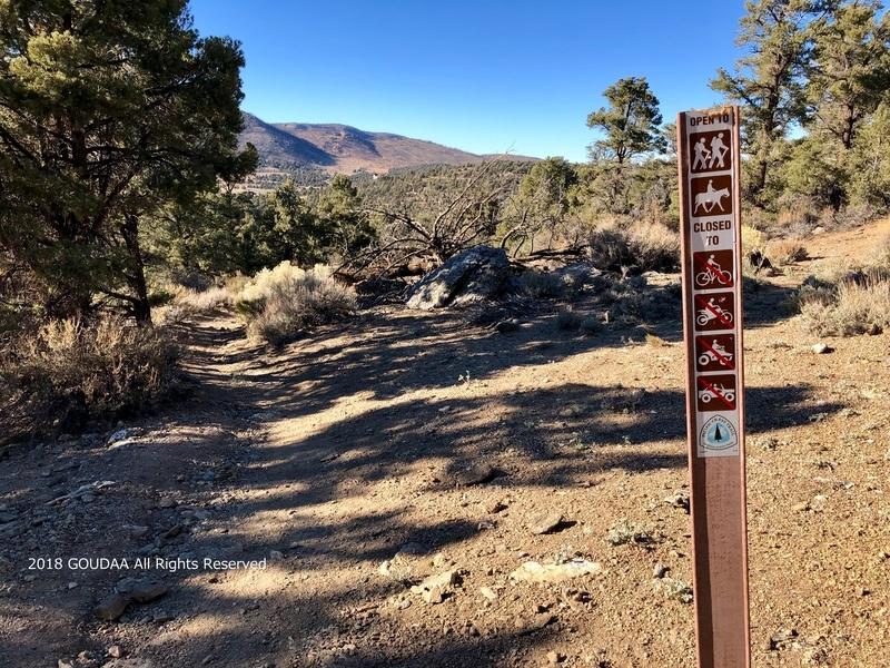 カリフォルニア トレイル ルール