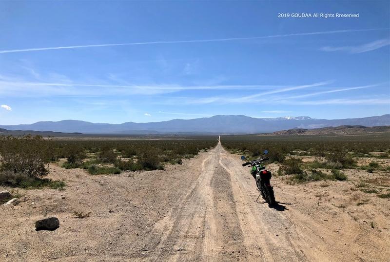 カリフォルニア オフロード ジョンソン・バレー バギー モトクロス