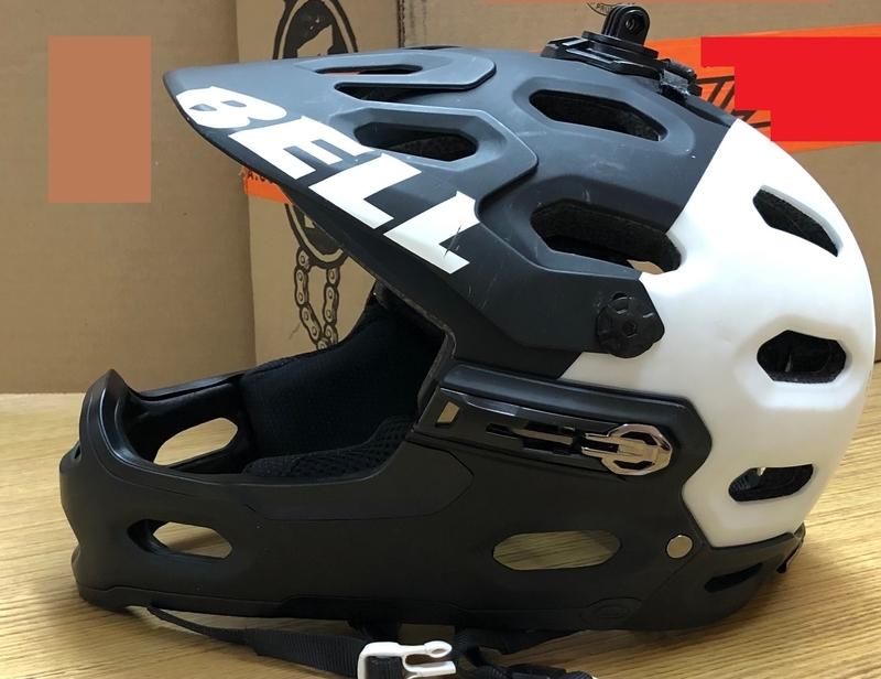 ベル マウンテンバイク ヘルメット フルフェイス