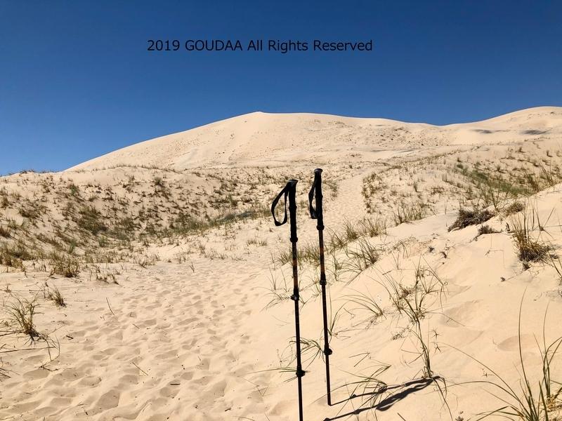 ケルソー デューンズ モハーベ 砂漠 カリフォルニア ハイキング トレッキング アウトドア