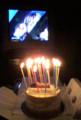 2004カメBD、アンジェリーナのショートケーキ