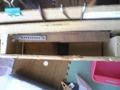 横穴メダル回収機内部