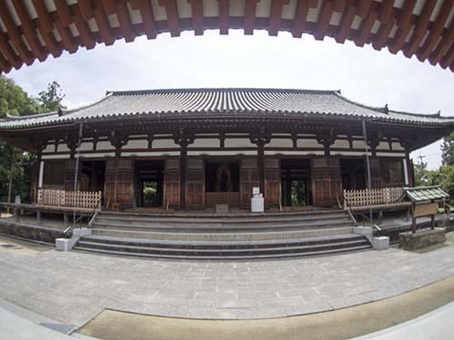 薬師寺東院堂