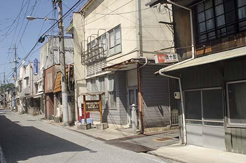 瀬戸田の町並み