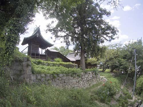 瀬戸田恵比寿神社本殿
