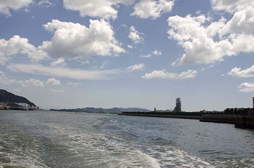 三原港付近