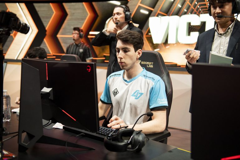 CLG benched Stixxay