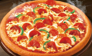 ピザハットのピザ