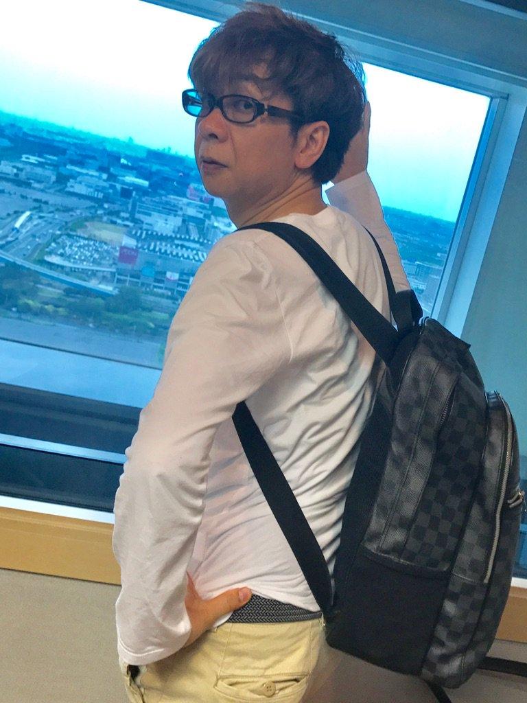 彼氏とデートなう 山寺宏一さん