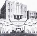 旧 講堂.png|昭和10年~平成23年まで使用されていた講堂