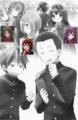Chuunibyou Demo Koi ga Shitai! Cutie Poll (Hirakata-san, Nibutani-san, Nabatame-san and Kannagi-