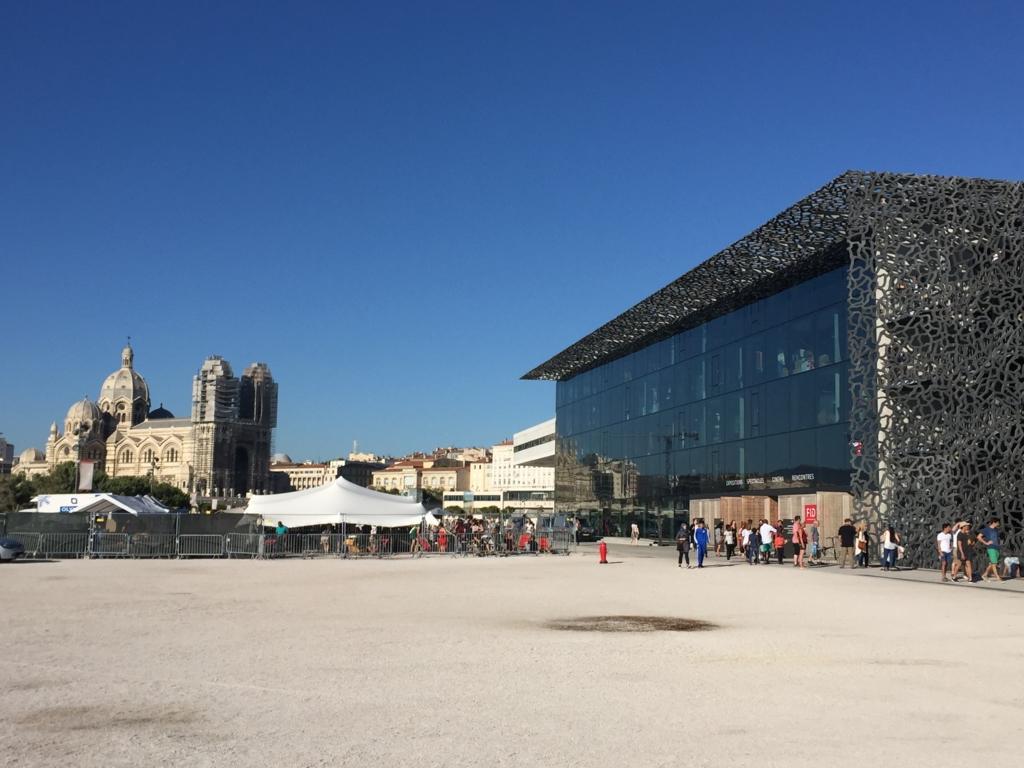 マルセイユ国際ドキュメンタリー映画祭にて Marseille International ...