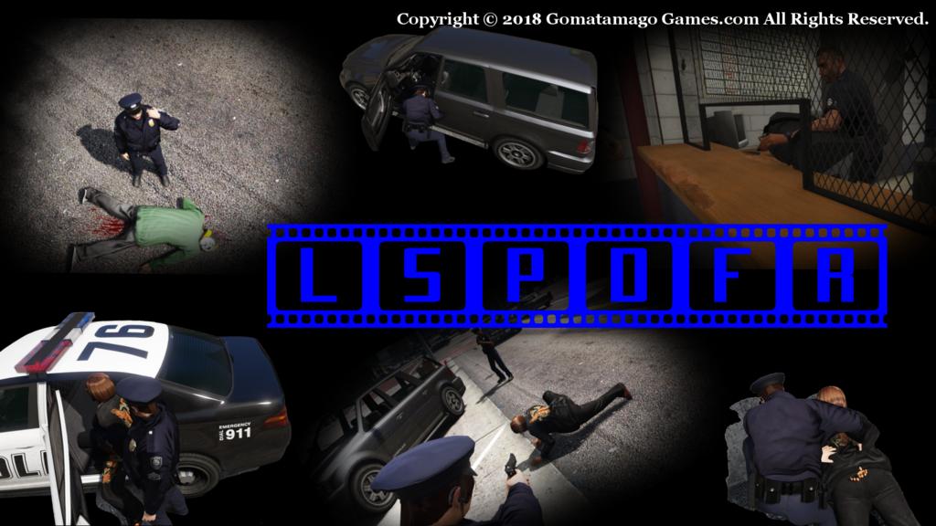 Grand Theft Auto V Mod - LSPD First Response - Gomatamago